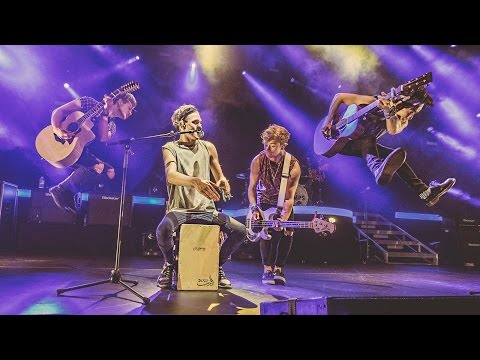 Teenagers Performed by The Vamps (Birmingham National Indoor Arena)