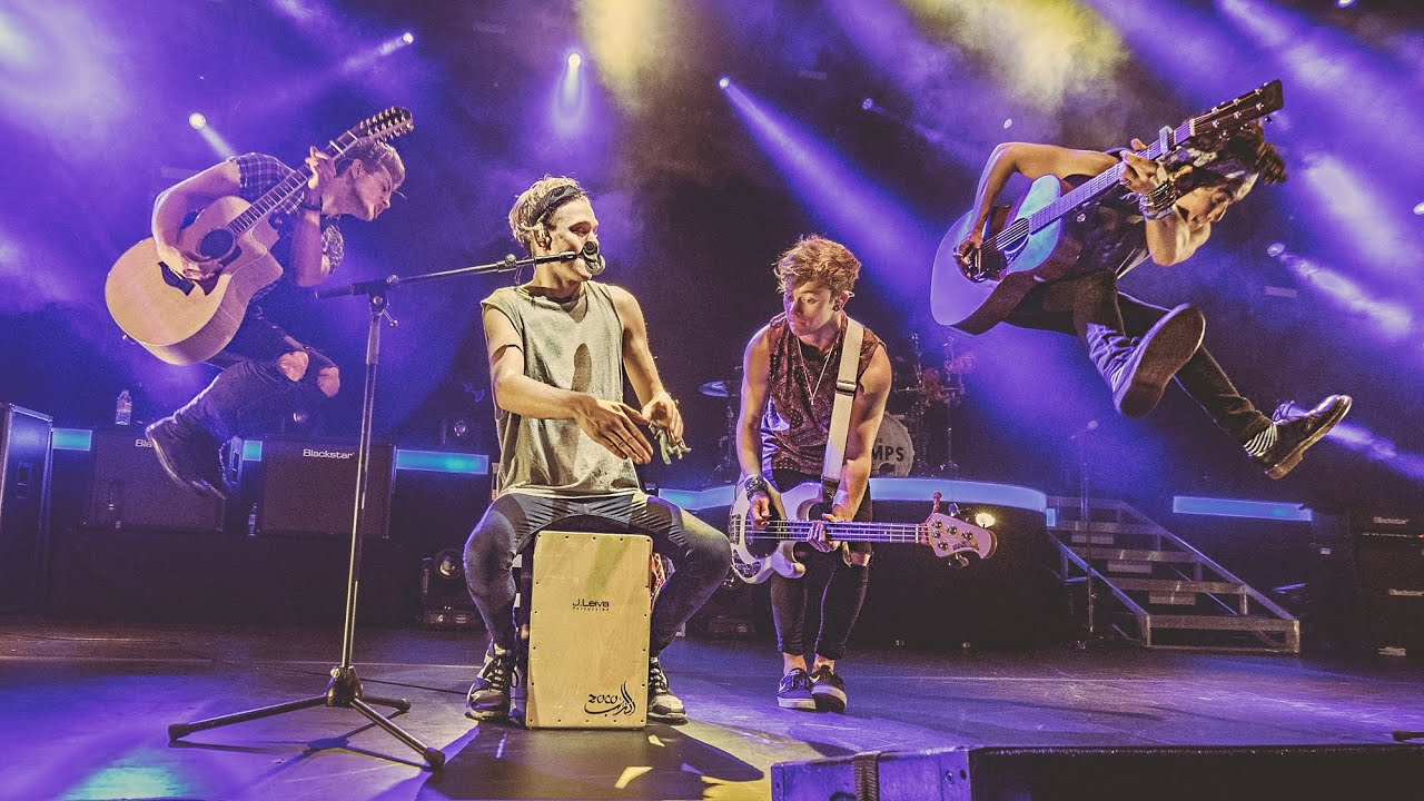 My Chemical Romance Tour >> My Chemical Romance - Teenagers (live cover by the Vamps ...