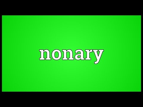 Header of nonary