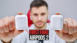 Fake AirPods 2 Unboxing!