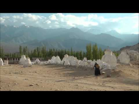 Landscape surrounding Druk White Lotus School Ladakh