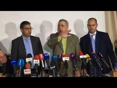 تفاصيل الندوة الصحفية لدفاع مدير الجريدة اليومية  أخبار اليوم توفيق بوعشربن