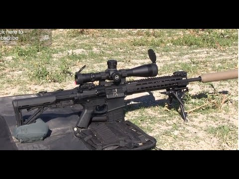 PWS MK216 Primary Weapon System Mk2 308 rifle/AR-10 Piston Driven Firearm/LWRC Reaper/ SCAR 17