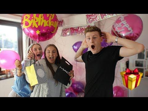 SURPRISING LITTLE SISTER ON HER 14TH BIRTHDAY!!😱*PRANK*