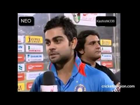 I am a Big Fan Of Rohit Sharma:Virat Kohli