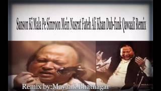 Sason ki mala remix qawwali