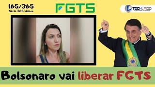 165/365: Bolsonaro vai liberar o FGTS. #economia #pauloguedes #bolsonaro #fgts