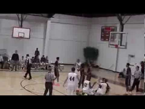 St. Anne's Belfield School vs Christchurch School (Sam Lorenzo) - 12/24/2013