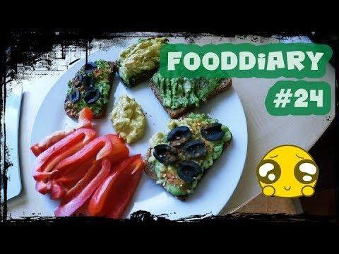 [Abspecken] Food nach der Schwangerschaft #24︱XXL mit Cheatday︱ Biokiste︱Kalorien zählen ganz leicht