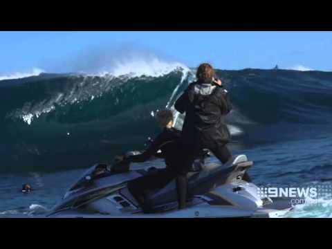 Monster Waves | 9 News Perth