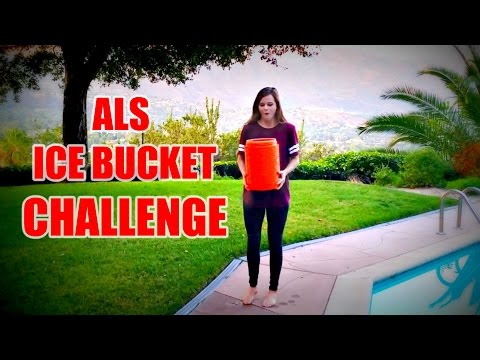 ALS ICE BUCKET CHALLENGE | Tiffany Alvord