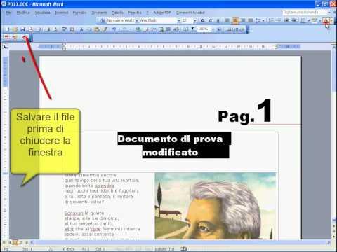 EasyDoc – Mai più carte sulla scrivania – Manuale – 3# Come usare i modelli di documenti