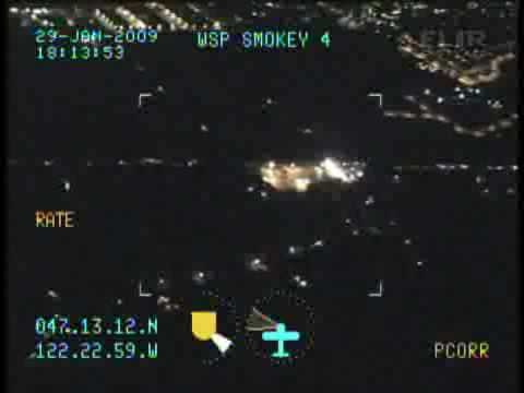 Video: State Patrol Airplane Hit with Laser. Seattle-Tacoma: The FBI and ...