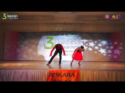 Yemambo Dance Performance | AIDC-2015