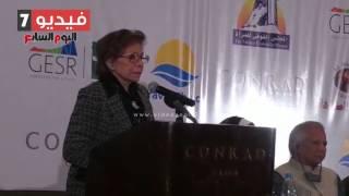 بالفيديو..ميرفت التلاوى: حضور محلب لمؤتمر عن المراة خير دليل على حصول المراة على حقها