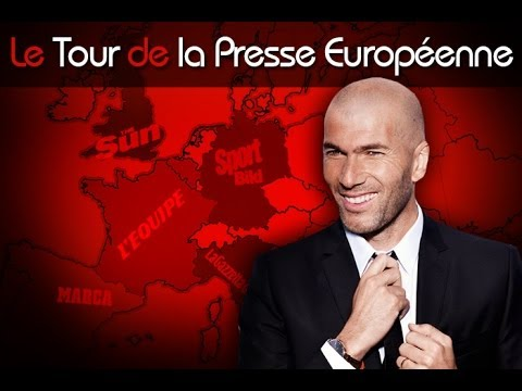Zidane entraineur de la Castilla, Luke Shaw c'est 50 M€... Le tour de la presse européenne !
