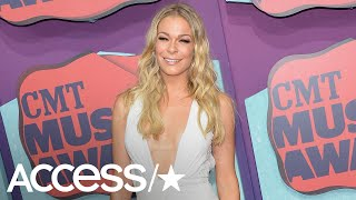 Why LeAnn Rimes Is Facing Backlash For New 'God' Tattoo | Access