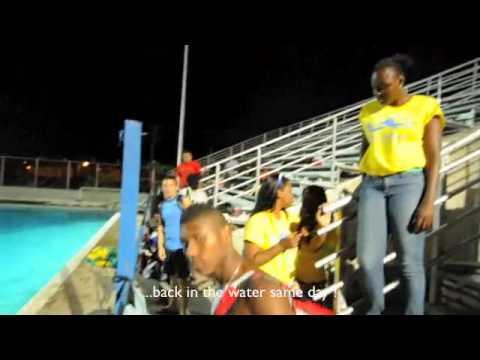 Jamaica Carifta 2013 travel day