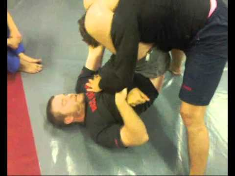 Crucifix Grappling rolling Image 1