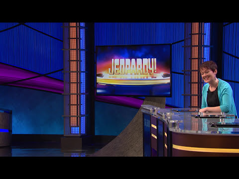 Jeopardy! | Contestant Interview Blooper