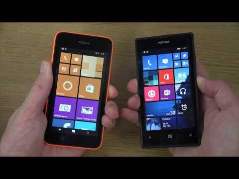 Nokia Lumia 530 vs. Nokia Lumia 520 - Which Is Faster?