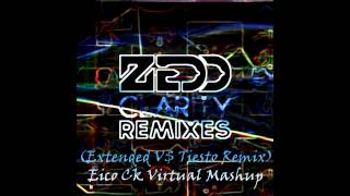 download lagu Zedd Feat Foxes Clarity Extended V$ Tiesto Remix Eico gratis