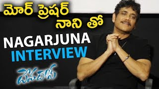 Nagarjuna Exclusive Interview about Devdas | Nani | Rashmika