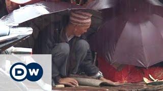 أوضاع انسانية سيئة في نيبال التي ضربها زلزال مدمر   الجورنال