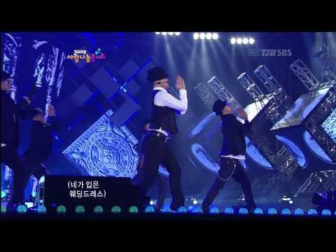 [hd] Taeyang - Wedding Dress (live) video