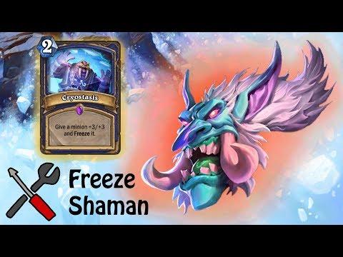 How to Fix Freeze Shaman