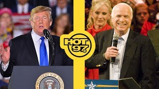 Donald Trump Defenders Go CRAZY After The President Disses John McCain
