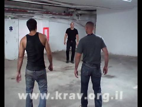 self defense Krav Maga Full Contact 2009 Image 1