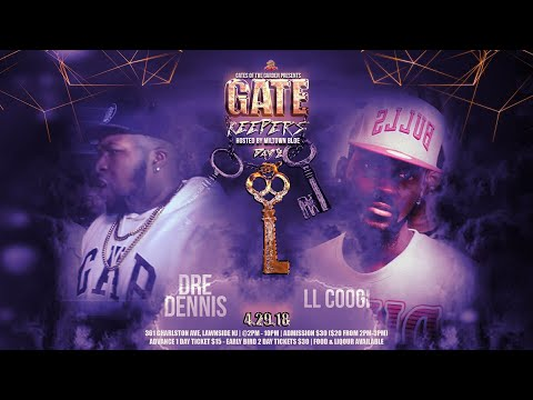 DRE DENNIS VS LL COOGI | GATES OF THE GARDEN | RAP BATTLE