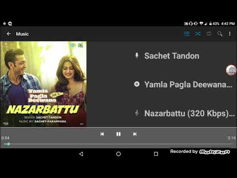 Nazarbattu | Yamla pagla dewana Phir se | Bobby deol , kriti | Sachet Tandon