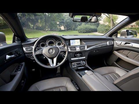 Обзор Mercedes CLS — Интерьер