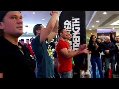 Life Fitness и Hammer Strength на Power Pro Show 2014