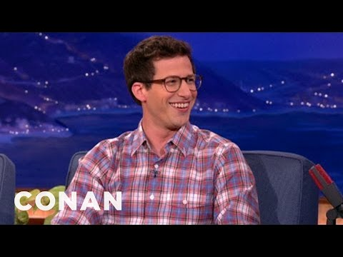 Andy Samberg Invited Adam Sandler To His Wedding
