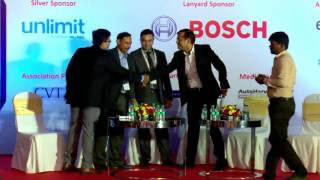 Panel Discussion-Connected Vehicles: Safe and assisted environment -Connected Vehicles 2017, Chennai