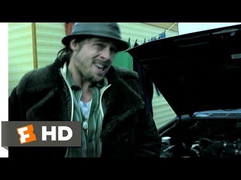 The Pikey Caravan - Snatch. (1/8) Movie CLIP (2000) HD