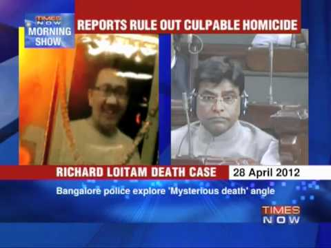 Richard Loitam case: Police to drop murder charges?