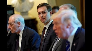 Reports indicate Trump ordered Kushner's security clearance, despite concerns