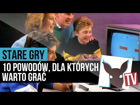 Stare Gry - 10 Powodów, Dla Których Warto Grać | ZagrajnikTV