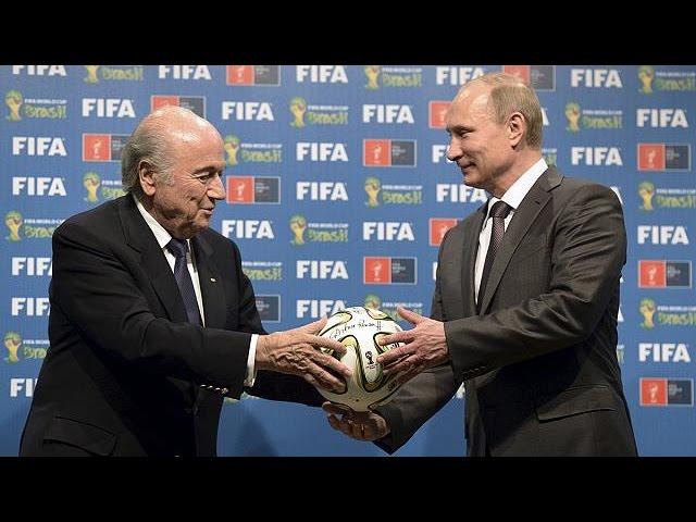 فساد مالی در فیفا و تردید در میزبانی روسیه در بازیهای جام جهانی