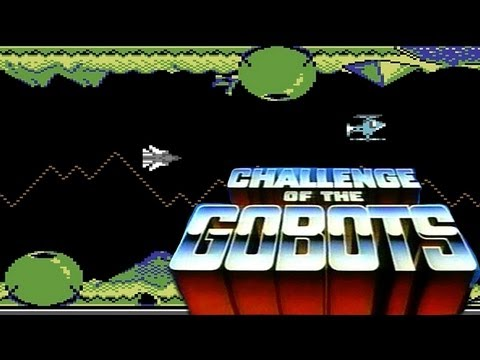 LGR - Challenge of the Gobots - C64, Spectrum, CPC Game Review