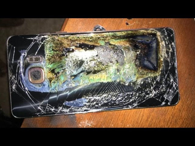 Samsung tells customers to switch off Galaxy Note 7 - again