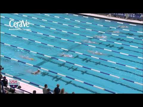 Men&#039;s 400m Individual Medley B Final - 2012 Indianapolis Grand Prix