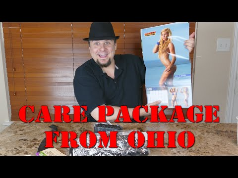 Care Package From Ohio #2 #wickedshrapnel