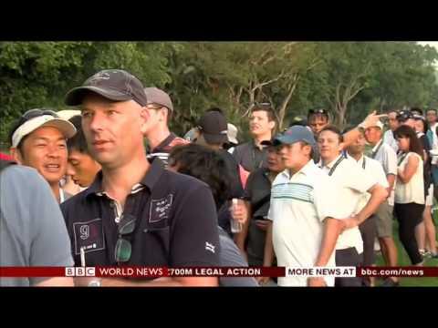 BBC World News -- SGK's Steve McGinnes on Sports Sponsorship in Asia