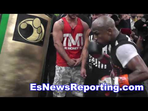 Floyd Mayweather What He Thinks Of Manny Pacquiao - EsNews