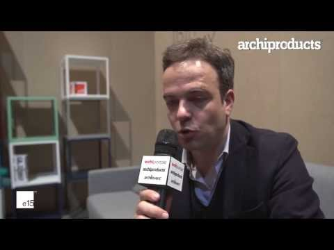 E15 | PHILIPP MAINZER - I Saloni 2013